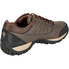 Columbia Ruckel Ridge WP Shoes Men brown